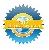 Vote now for the 2010 Edublog Awards