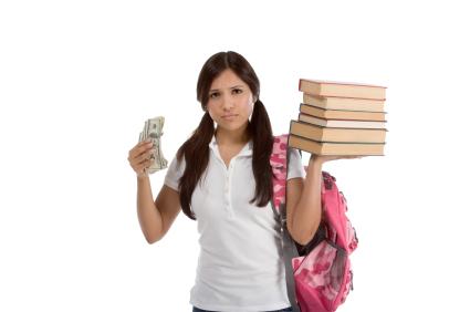 aide financière pour le collège
