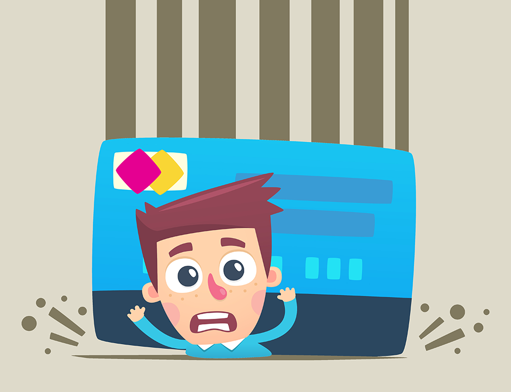 Credit Card Trouble.