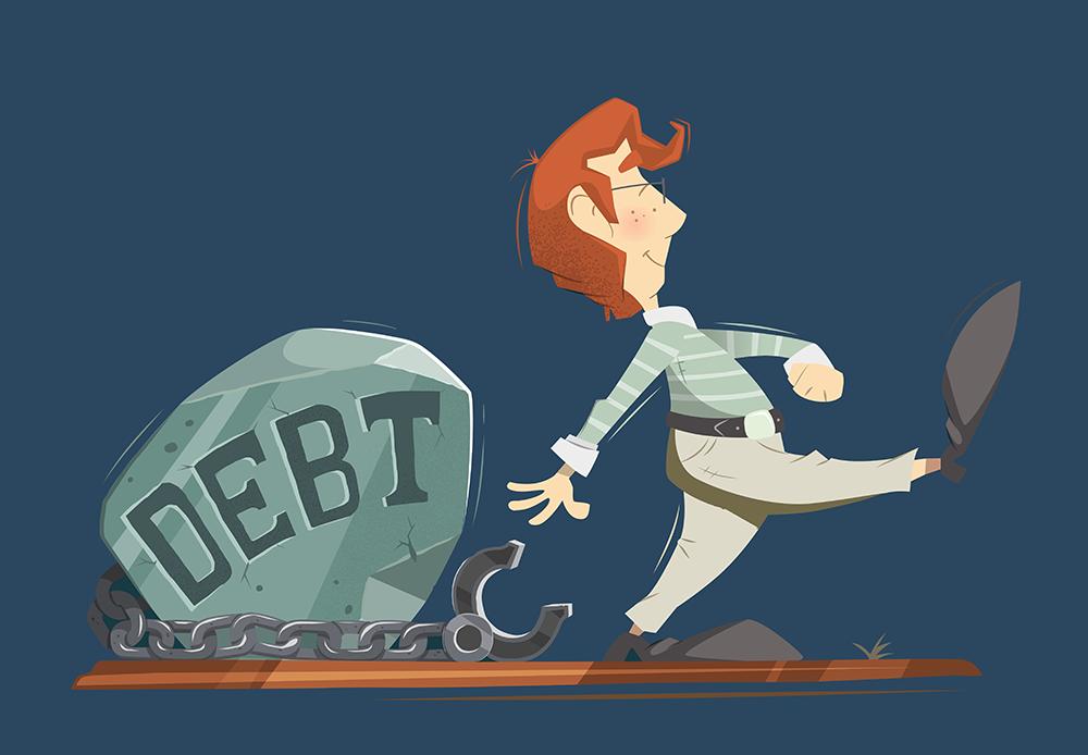 Debt Elimination.