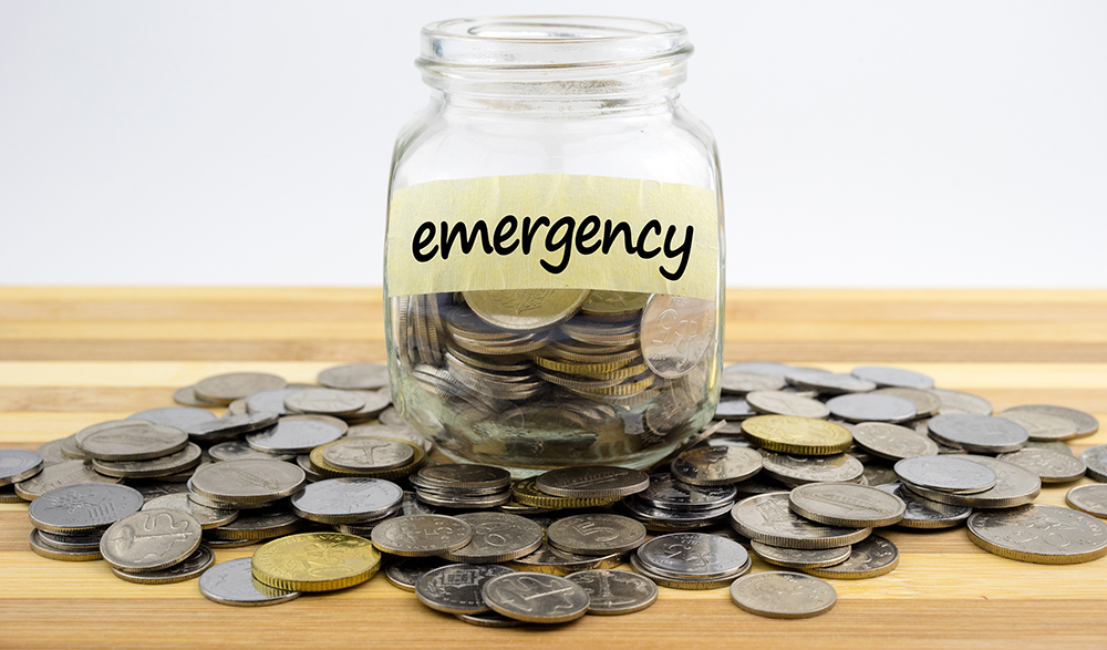 Emergency Savings.
