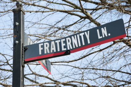 Fraternity scholarships