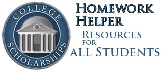 CollegeScholarship.org's Homework Helper