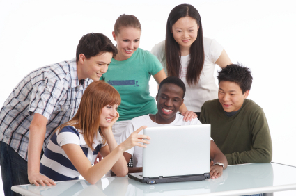 How do I apply to get a scholarship at a foreign college ?