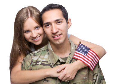 Dating military men advice for women